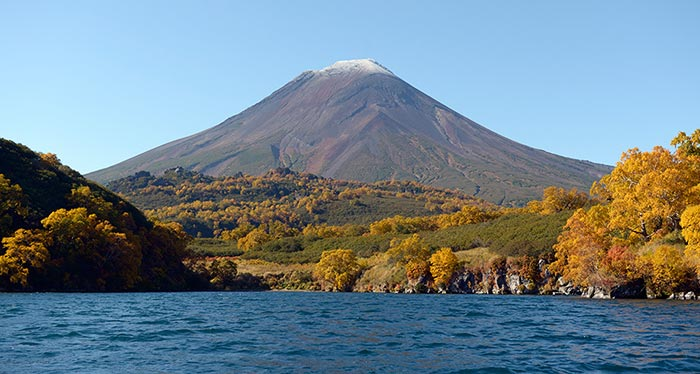 Tours to Kamchatka in November
