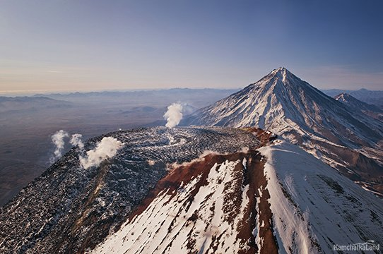 Kamchatka travel vacations and holidays